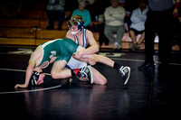 MAU Wrestling vs. Bishop Hendricken 2017